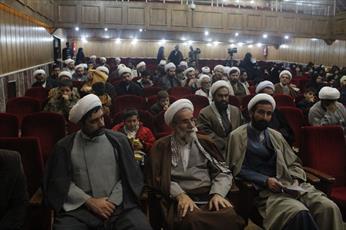 روحانیت حراست از انقلاب اسلامی را وظیفه خود می داند