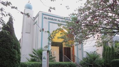مسجدی در ونکوور به پناهگاه بیخانمانها تبدیل شد