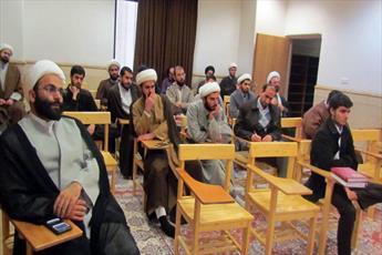 نشست اعضای شورای منطقه ای جامعه المصطفی برگزار شد