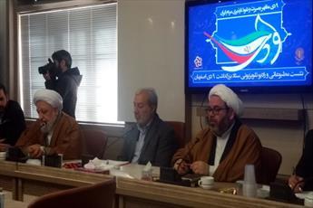 رئیس شورای هماهنگی تبلیغات اسلامی اصفهان:  روحانیون در منابر ابعاد حماسه ۹ دی را تبیین کنند
