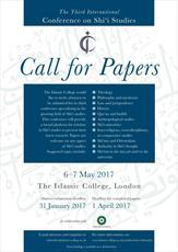 سومین همایش بینالمللی مطالعات شیعه