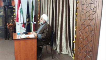 نشست «روشهای تبلیغی تکفیری ها در جذب و سوء استفاده از افراد» در لبنان برگزار شد