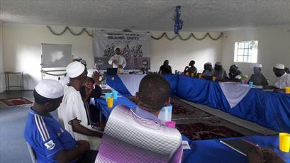 دوره آشنایی با مبانی وحدت اسلامی در زیمباوه برگزار شد