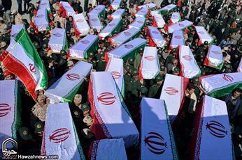 عزت ایران به برکت خون شهداست