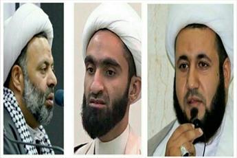 دادگاه بحرین سه تن از روحانیون این کشور را به یک سال حبس محکوم کرد
