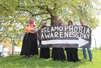 کارگاه آموزشی مبارزه با اسلامهراسی برای جوانان آمریکایی برگزار میشود