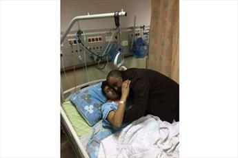 قطع پای نوجوان فلسطینی پس از تصادف با جیپ اسرائیلی