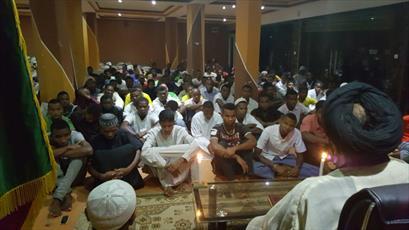 بزرگداشت آیت الله هاشمی رفسنجانی در ماداگاسکار + تصاویر