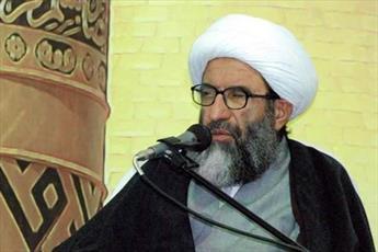 فیلم/ سخنرانی آیت الله سیفی مازندرانی در سوریه به زبان عربی/ با موضوع جدایی ناپذیری دین و سیاست-بخش دوم