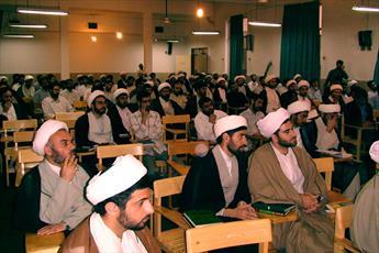 یک هزار و ۲۵۰ طلبه از مرکز تخصصی کلام فارغ التحصیل شده اند/ ۳۰۰ اثر علمی توسط آیت الله العظمی سبحانی تالیف شده است