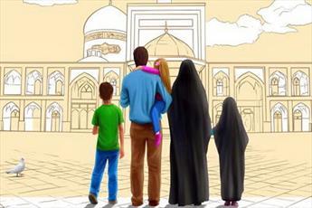 پاسخ به پرسش های اعتقادی کودکان در حرم حضرت معصومه(س)