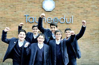 دانش آموزان مدارس اسلامی پیشتاز رقابتهای گرامر لندن