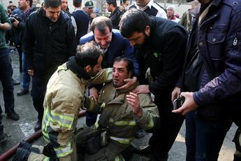 فداکاری آتش نشانان از خاطره ملت ایران پاک نخواهد شد