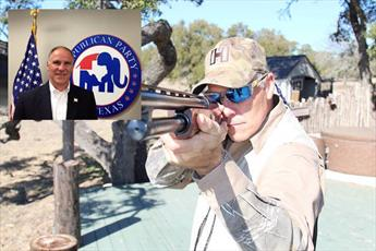 اقدام عجیب سیاستمدار اسلامهراس آمریکایی در تگزاس