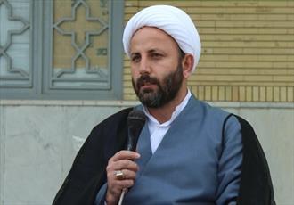تجلیل طلاب و روحانیون کرمانشاهی از آتش نشانان