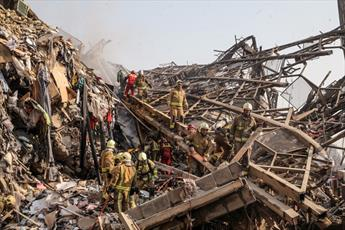 پلاسکو، یکهزارم زلزله تهران!