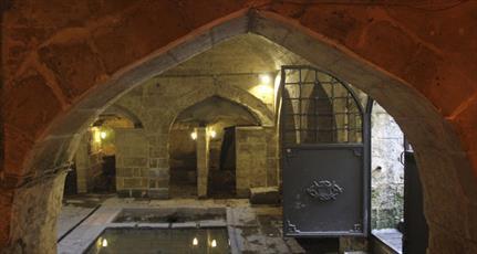 مسجد زیرزمینی ۷۰۰ ساله در ترکیه  بازگشایی میشود