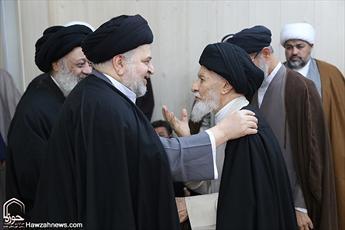 حضور هیئت نمایندگی آیتالله العظمی  سیستانی در خوزستان