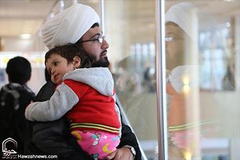 تصاویر/ اردوی علمی- معرفتی طلاب اهوازی در مشهد مقدس