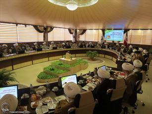 اجلاسیه مسئولین مدارس علمیه  تهران در مشهد برگزار شد