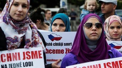 دادگاه چک شکایت علیه ممنوعیت حجاب را رد کرد