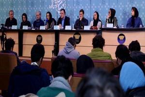 گریزی به خانواده اصیل ایرانی در اولین شب فیلم فجر