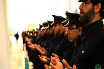 مراسم خطبهخوانی خادمان مسجد مقدس جمکران برگزار شد