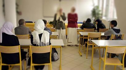 نیمی از مردم روسیه مخالف ممنوعیت حجاب در مدارس هستند