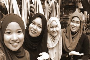 برگزاری روز جهانی حجاب در فیلیپین