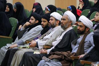 نهمین دوره مسابقات قرآن حوزه علمیه اصفهان به روایت تصویر