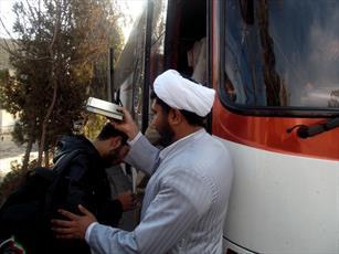 اعزام طلاب بسیجی به روستاهای فاقد روحانی خراسان جنوبی