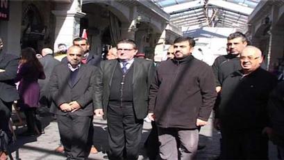 نمایشگاه نقاشی انقلاب در نبطیه لبنان برگزار شد