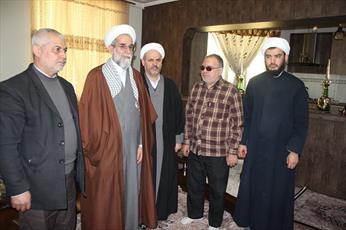 عزت امروز ایران مرهون فداکاری شهدا و جانبازان است