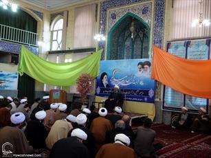 تصاویر/ مراسم بزرگداشت آیت الله مدنی در همدان
