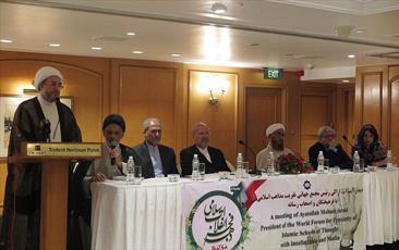وحدت جامعه اسلامی زمینه گسترش پیام عدل و اصلاح در جامعه بشری را فراهم میکند