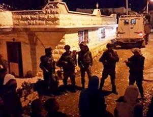 نظامیان صهیونیست در یورش شبانه ۱۵ فلسطینی را ربودند