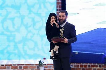 قدردانی رئیس جامعه الزهرا ازتهیه کننده فیلم «نیمروز»