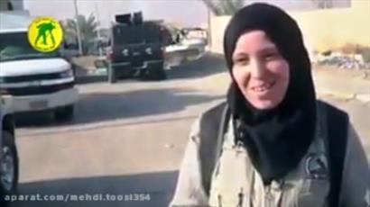 به نبرد با داعش برمیگردم و حقیقت را منتقل میکنم