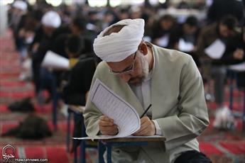 آزمون ورودی رشته های تخصصی حوزه  خوزستان برگزار میشود