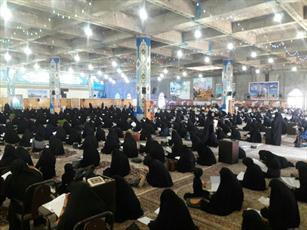 رقابت ۳ هزار و ۲۰۰ نفر در آزمون حفظ قرآن کاشان