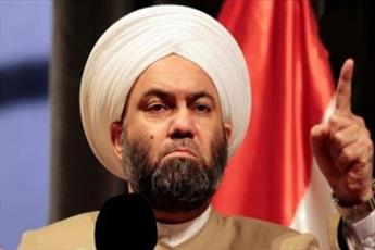 رئیس جماعت علمای عراق: عراقیها توطئه دشمنان را ناکام گذاشتند
