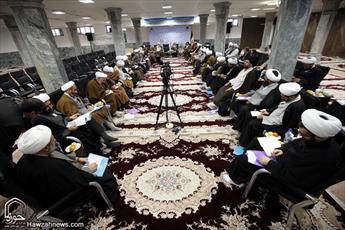 فیلم/ نخستین روز گردهمایی مدیران حوزه های علمیه استانها