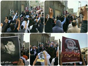 مردم در راهپیماییها مشارکت گسترده داشته باشند/ بازداشت 33 روحانی بحرینی