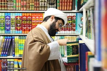 انتشارات دارالعرفان در نمایشگاه استانی کرمان حضور یافت