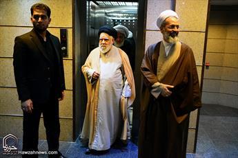 تصاویر/ مراسم تودیع و معارفه مدیر حوزه علمیه استان تهران