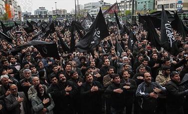 ایران اسلامی در سوگ  بانوی بی نشان غرق در عزا و ماتم شد