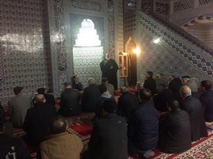 مراسم سوگواری شهادت حضرت زهراء(س) در استانبول برگزار شد