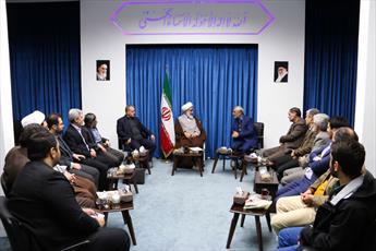 رئیس شورای حوزه علمیه قزوین: دین داری تنها به حرف و سخن نیست