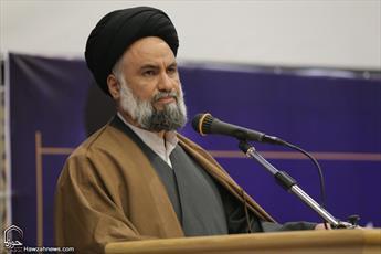 رئیس انجمن اصول فقه حوزه:  حضرت خدیجه (س) نگذاشتند نور حق خاموش شود