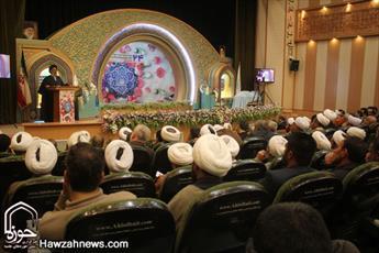 تصاویر/ همایش گرامیداشت سالروز تاسیس کانون های فرهنگی هنری مساجد